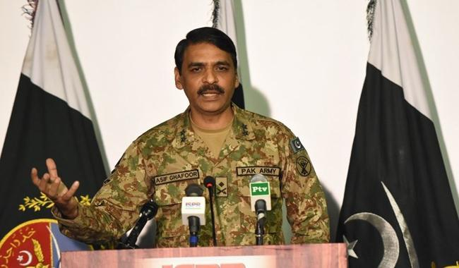 PSL final brings more lights to 'city of lights': DG ISPR