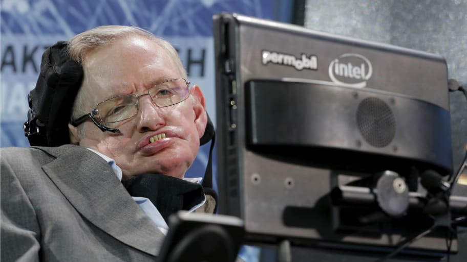 Iconic physicist Stephen Hawking passes away at age 76