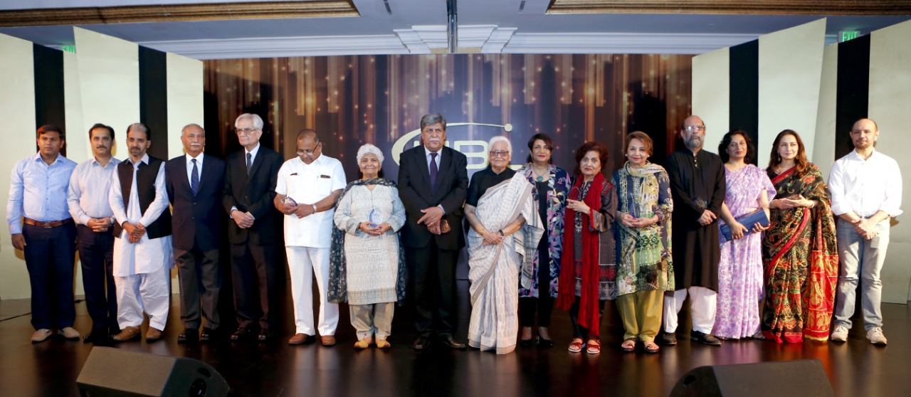 UBL Holds Its Eighth Literary Awards In Karachi