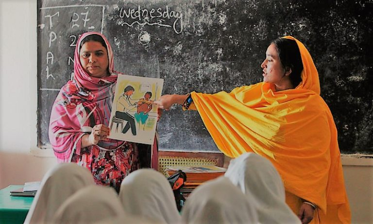 Why the sex education is taboo in Pakistan?