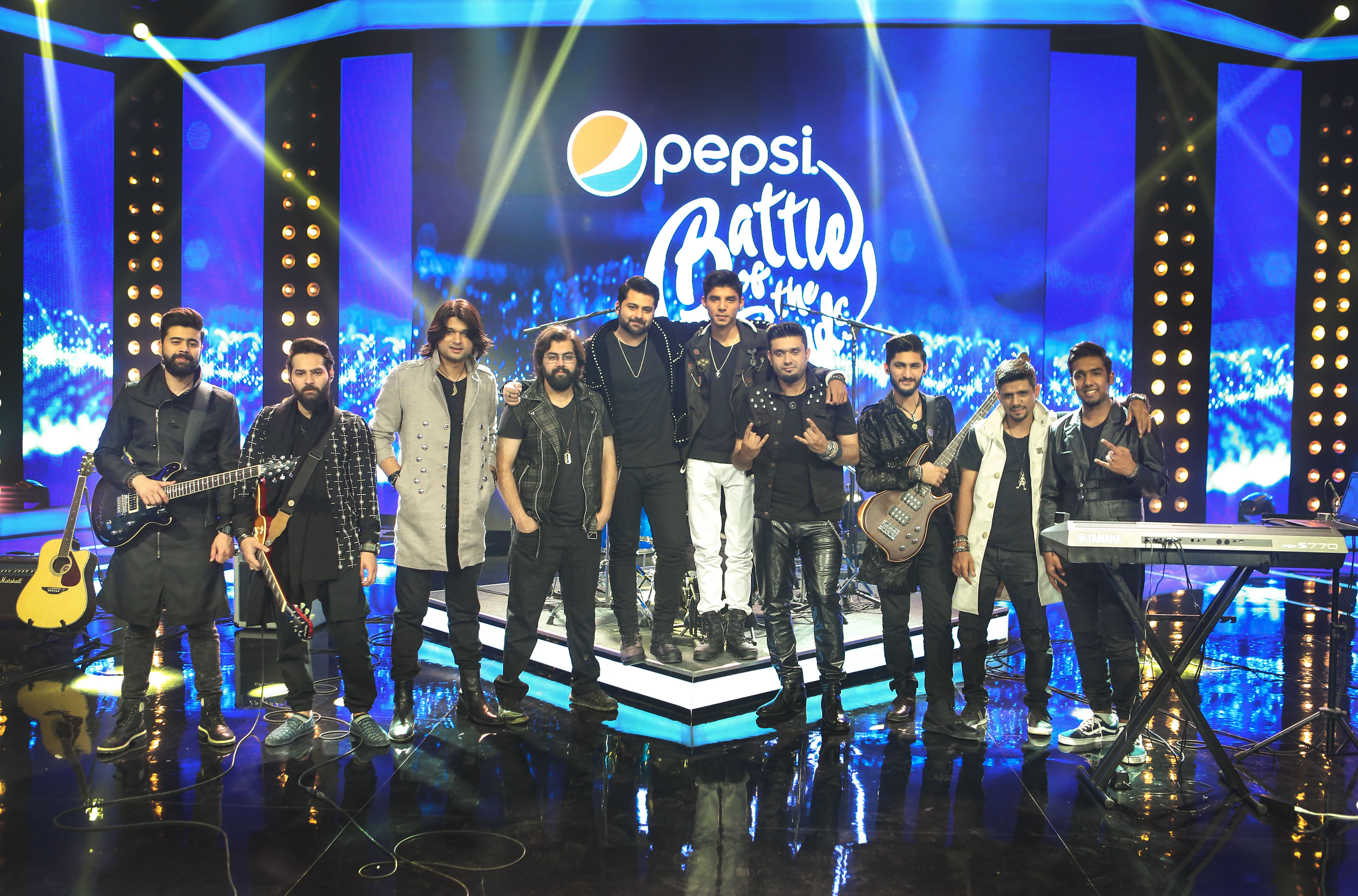 Pepsi Battle Of The Bands: The Final Stage This Week