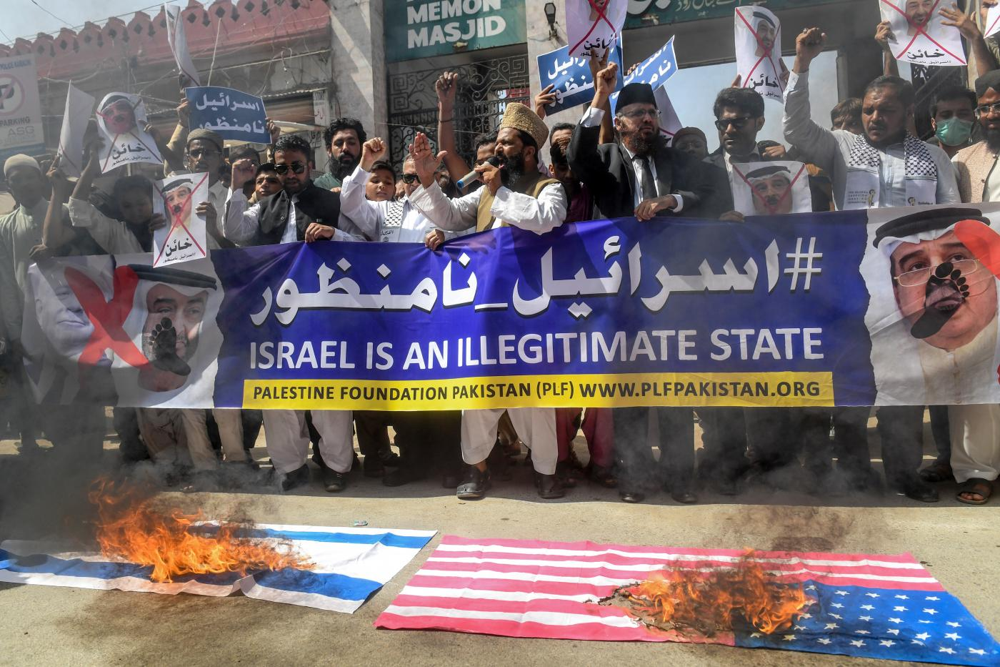 Is Pakistan ready to recognise Israel?