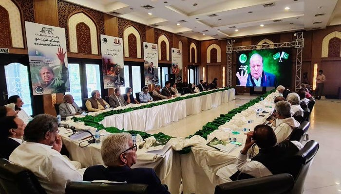 I am told someone else is running parliament', Nawaz tells PML-N's Central Executive Committee