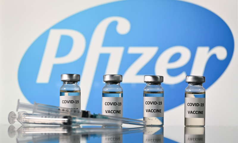 Some vaccine doses kept too cold, Pfizer having manufacturing issues: US officials