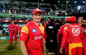 Islamabad losses it,s icon player. injured watson  out of PSL
