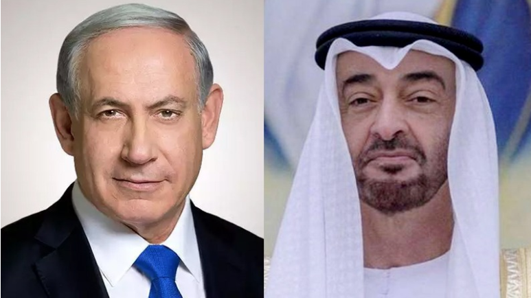 Israeli PM, UAE crown prince nominated for Nobel Peace Prize